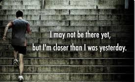 Будь лучше, чем вчера
