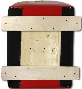 Настенная подушка с деревянным креплением