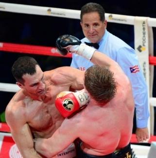 Грязные приемы в боксе и кикбоксинге
