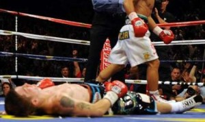 Чемпионат по боксу: взгляд изнутри