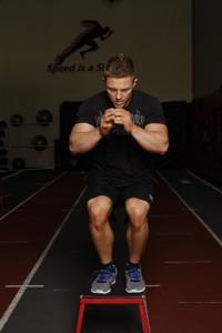 Взрывная скорость и упражнения на реакцию
